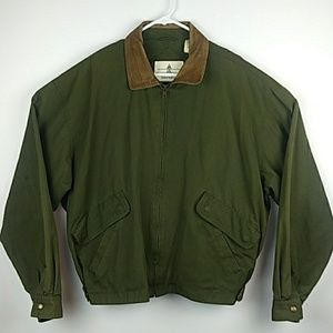 Vintage Austin Reed London England bomber jacket